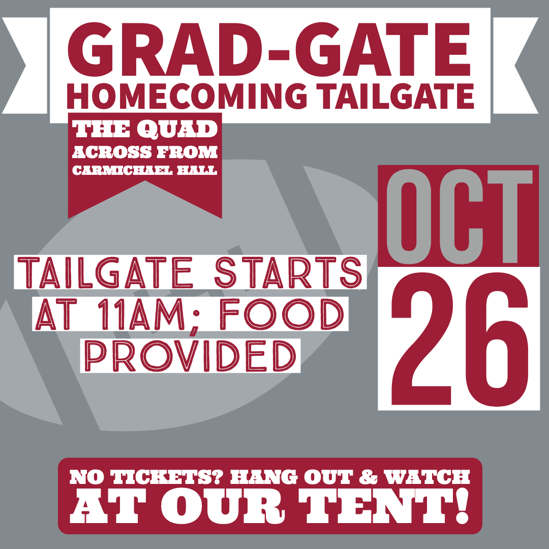 Homecoming tailgate flyer